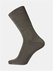 Egtved Twin Sock, brun